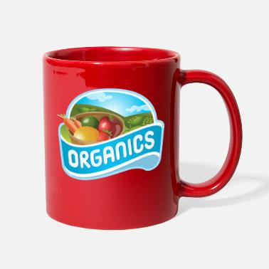 Organic Organics - Full Color Mug