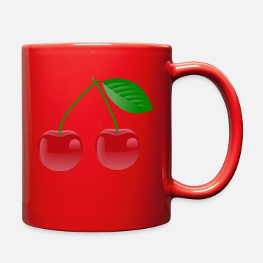 Cherry Cherry - Full Color Mug