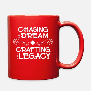 Chase Chase the Dream - Full Color Mug