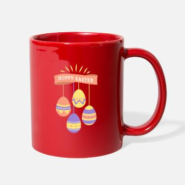 Easter Egg Happy easter easter egg - Full Color Mug