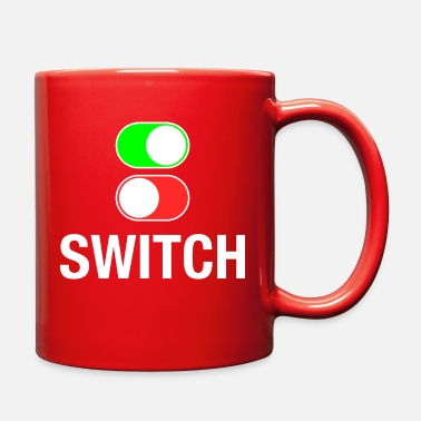 Switch switches - Full Color Mug