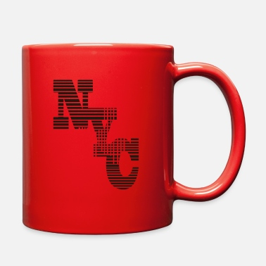 Nyc NYC - Full Color Mug