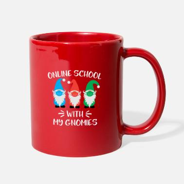 Online School Online School with My Gnomies - Full Color Mug
