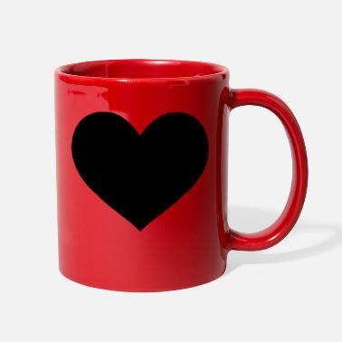 Heart heart - Full Color Mug