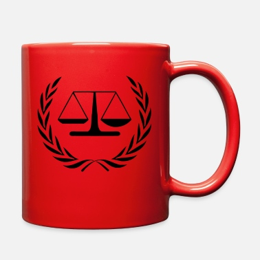 Court Criminal Court - Full Color Mug