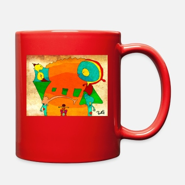 Relationship Relationship - Full Color Mug