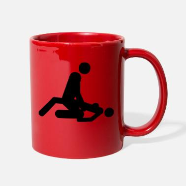 Sexual Sex positions - Full Color Mug