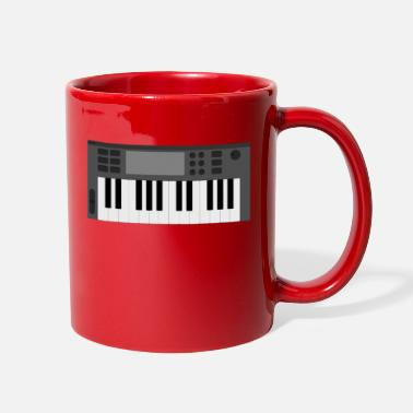 Keyboard keyboard - Full Color Mug