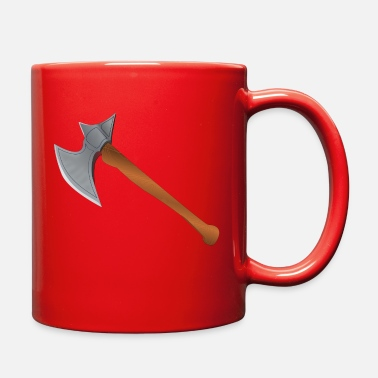 Axe axe - Full Color Mug