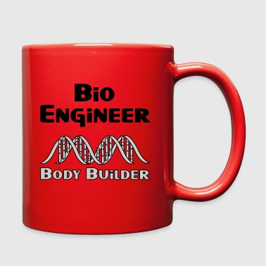 Bio Engineer Body Builder - Full Color Mug