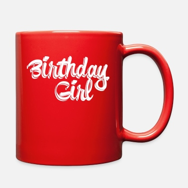 Birthday Girl Birthday Girl - Full Color Mug