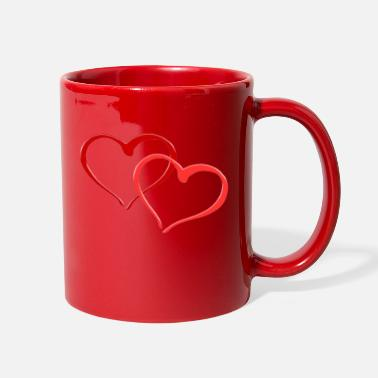 Heart Hearts - Full Color Mug