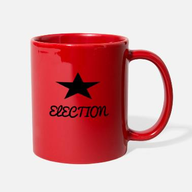 Election ELECTION - Full Color Mug
