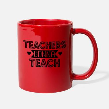 Teaching Teach - Full Color Mug