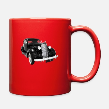 Vehicle vehicle - Full Color Mug