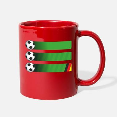 Soccer football - Full Color Mug