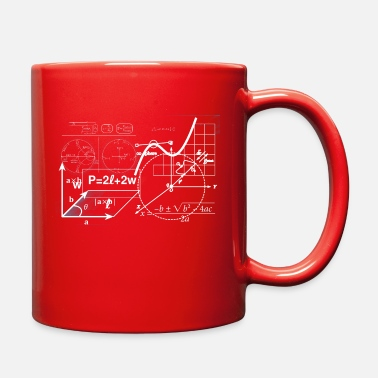 Geometry Geometry - Full Color Mug