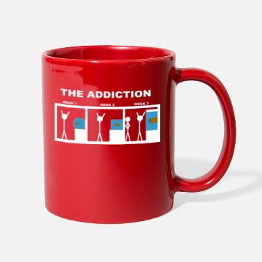 Aquarium The addiction of aquariums - Full Color Mug