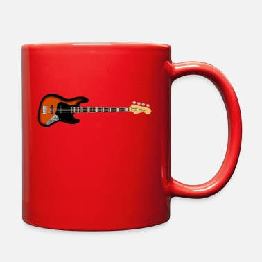 Bass bass guitar - Full Color Mug
