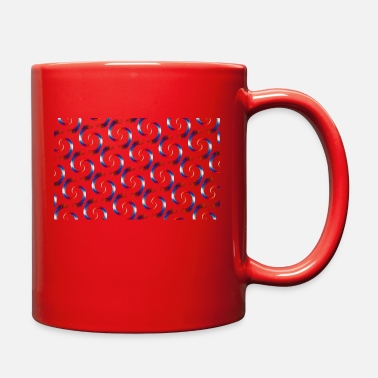 Pattern pattern - Full Color Mug