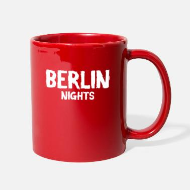 Koepenick Berlin Nights - Fernsehturm - Alexanderplatz - Full Color Mug
