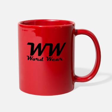 Wear Word Wear - Full Color Mug