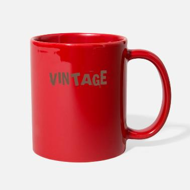 Vintage VINTAGE - Full Color Mug