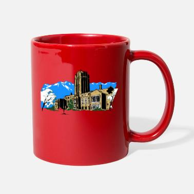 Building buildings - Full Color Mug