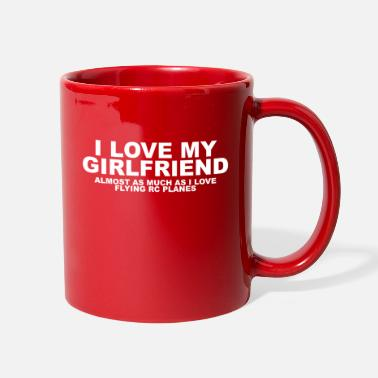 Girlfriend girlfriend - Full Color Mug