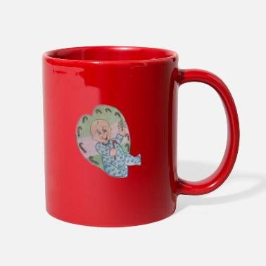 Baby with cane - Full Color Mug