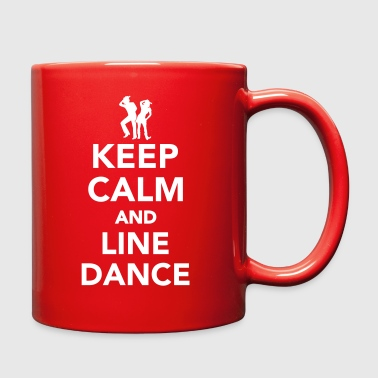 Line dance - Full Color Mug