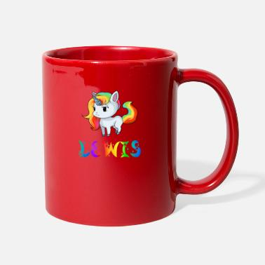 Lewis Lewis Unicorn - Full Color Mug
