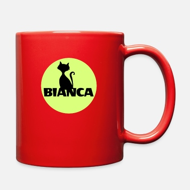 Name Day Bianca name first name - Full Color Mug