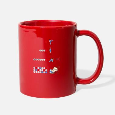 Fighter Street Fighter Piano - Full Color Mug