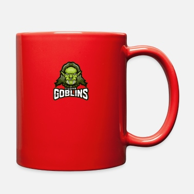 Gobelin I love goblins - Full Color Mug