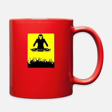 Dj dj dj dj - Full Color Mug