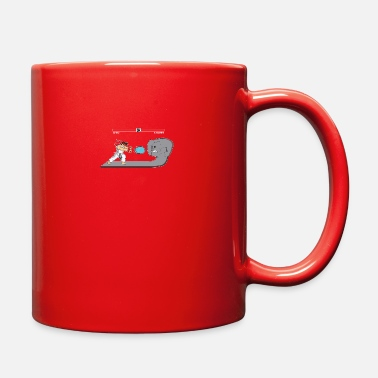 Street Fighter Fighter Of Streets - Full Color Mug