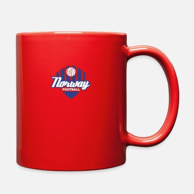 Association Football Norway Football Logo - Full Color Mug