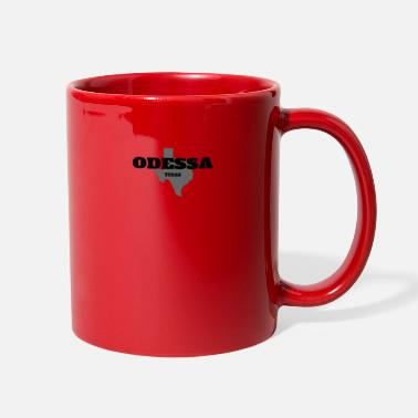 Texas TEXAS ODESSA US STATE EDITION - Full Color Mug