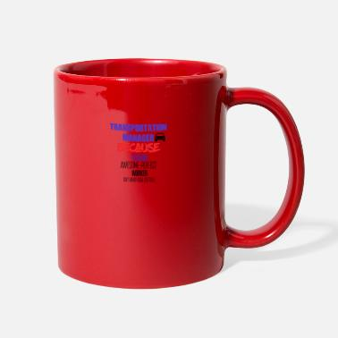 Transport Transportation Manager - Full Color Mug