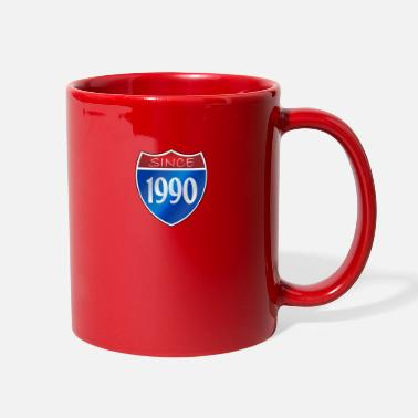 Since Since 1990 - Full Color Mug