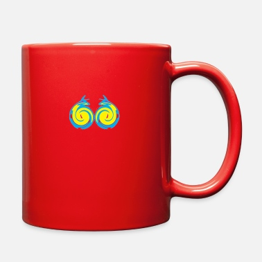 Graphic Art graphics art - Full Color Mug