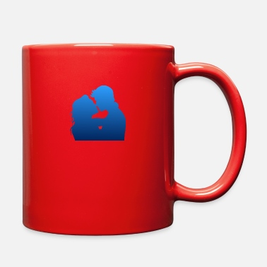Pair A Pair Of Lovers - Full Color Mug