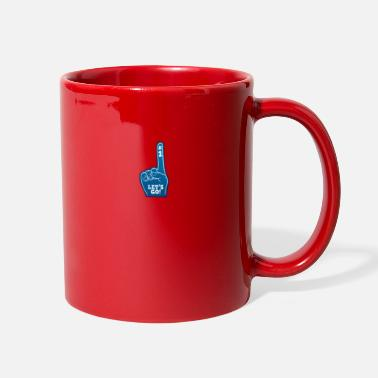 Let's go - Full Color Mug