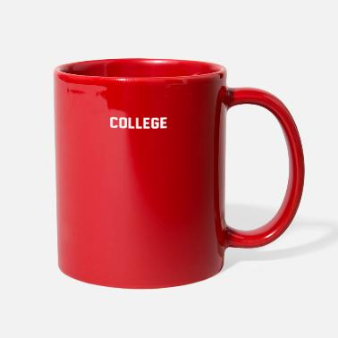 College College - Full Color Mug