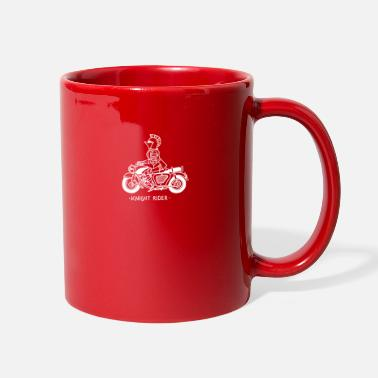 Knights Of St John Knight Rider - biker, motorcycle - Full Color Mug