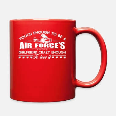 Air Forces Air Force Girlfriend Shirt - Full Color Mug