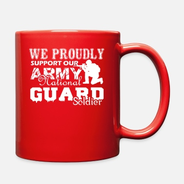 Army National Guard Army National Guard Soldier Shirt - Full Color Mug