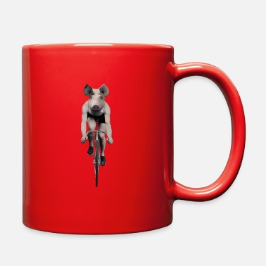 Mashup Pigcycle Vintage Mashup - Full Color Mug