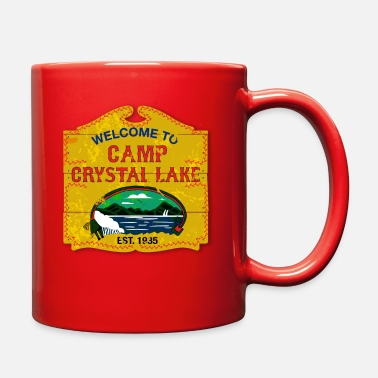 Horror Horror of Camp Crystal Lake - Full Color Mug